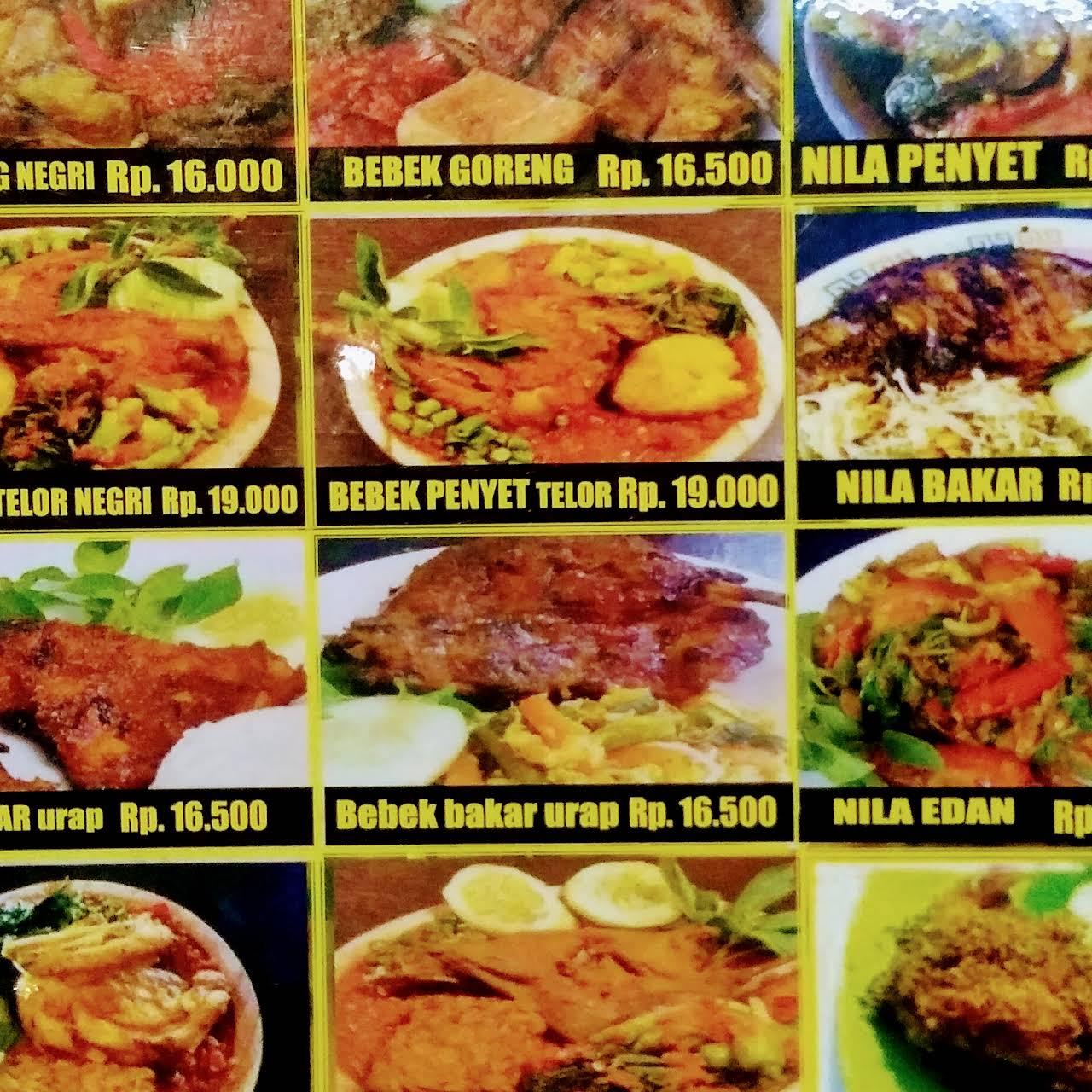 Warung Cak Muk Wates Restoran