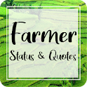 Farmer Quotes and Status icon