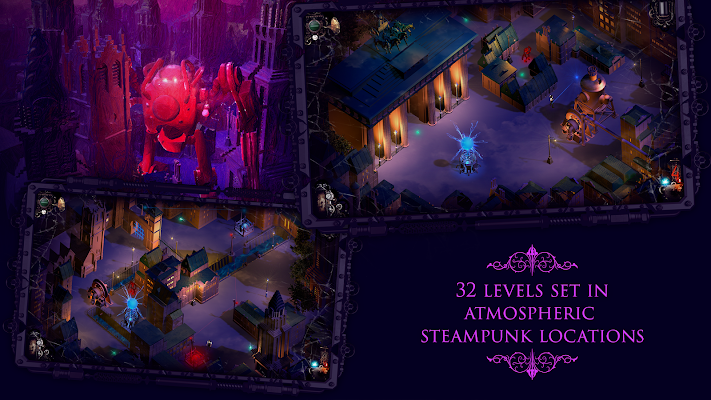 Steamburg Screenshot Image