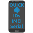 Quick ID, IMEI, SERIAL and MAC APK
