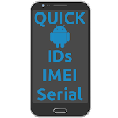 Quick ID, IMEI, SERIAL and MAC