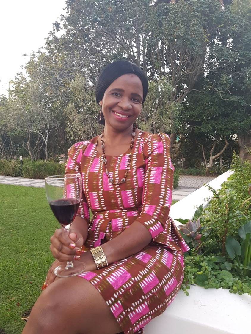 Newly-appointed premium wines account executive for DGB, Isabel Khowa, is a formidable and delightful personality in the wine industry