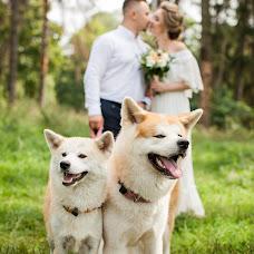 Wedding photographer Anastasiya Ostapenko (ianastasiia). Photo of 25.09.2018
