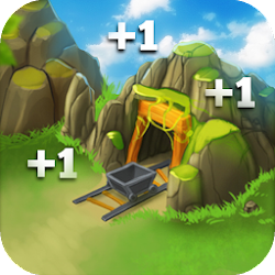 Clicker Mine Idle Tycoon - Free Mining Game