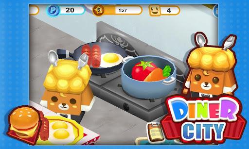 Diner City screenshot 5