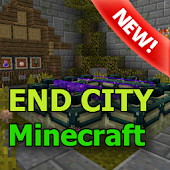 End city map for Minecraft PE