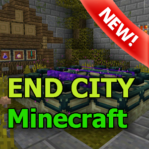 End city map for Minecraft PE | FREE Android app market