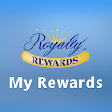 Royalty Rewards Member App icon