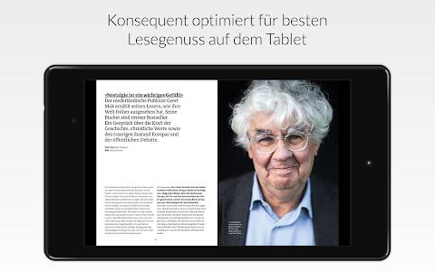 NZZ Geschichte screenshot 5