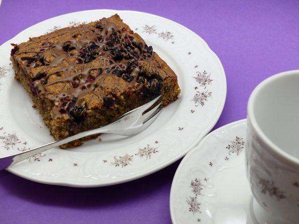 Gluten-Free Cherry Cake Recipe