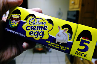 Photo: On a happier note, the Easter Bunny left these for me :) Happy Easter Everybody!