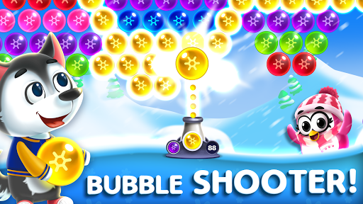 Frozen Pop - Frozen Games & Bubble Popping Fun! 2 5.5 screenshots 1