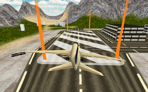 Flight Simulator: Fly Plane 3D- screenshot thumbnail
