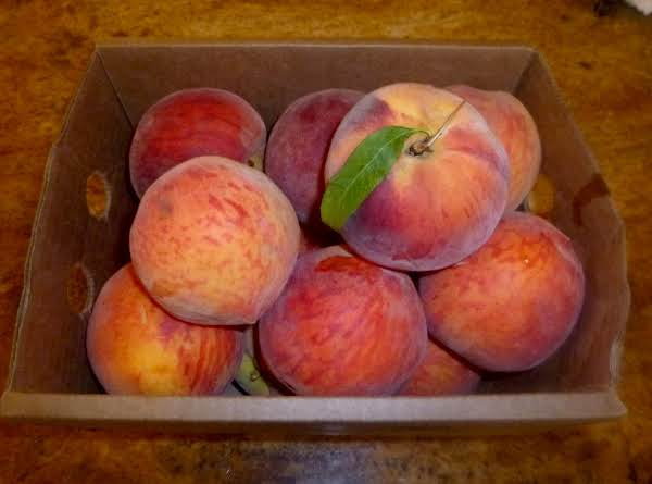 Canned Fresh Peaches Recipe