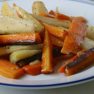 Seasoning Steamed Vegetables Recipes