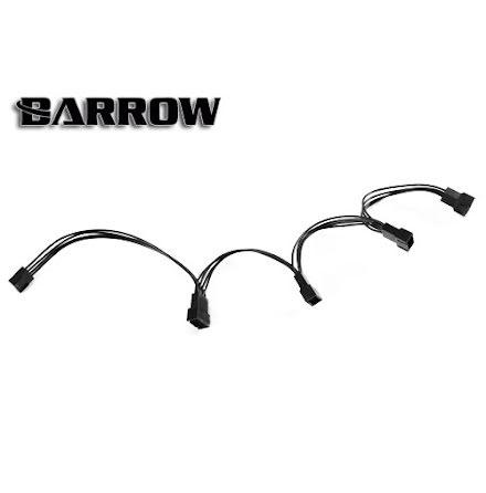 Barrow RGB forgrener, 4 pin til 4x4 pins