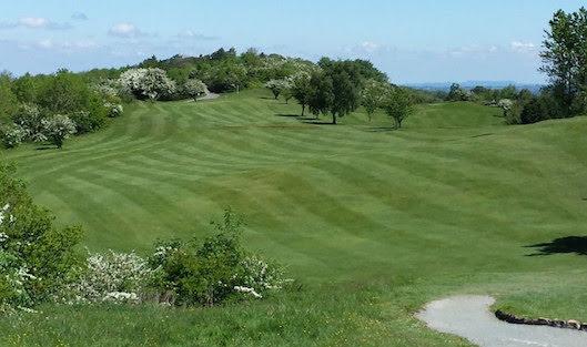 Golf club's border dilemma