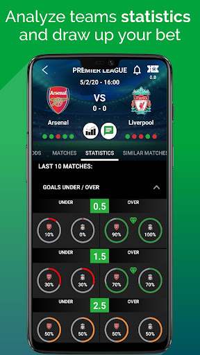BetMines Free Football Betting Tips & Predictions screenshot 2