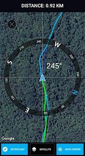 GPS Compass Navigator - náhled