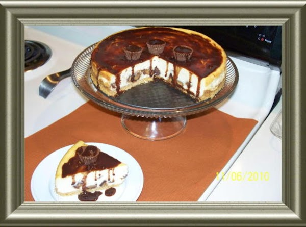 Reese's Peanut Butter Cheese Cake Recipe