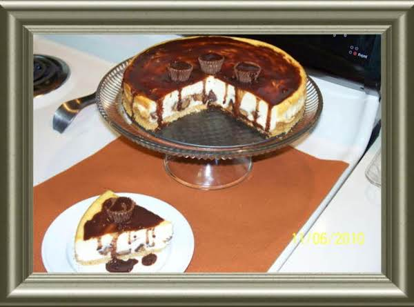 Reese's Peanut Butter Cheese Cake