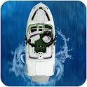 Power Turbo Boat River Racing icon