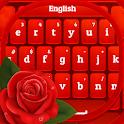 Red Rose Keyboard 2021 icon