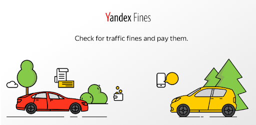 Yandex.Fines—checking & paying for traffic fines for PC