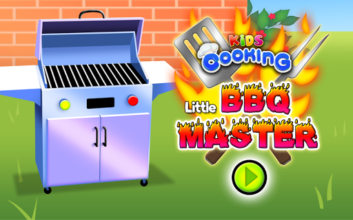 Kids Cooking Little BBQ Master