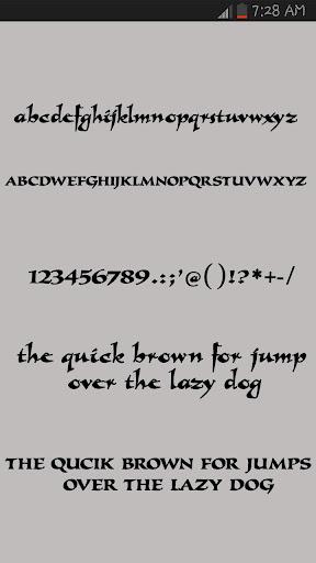 Stylish Fonts Free Pack