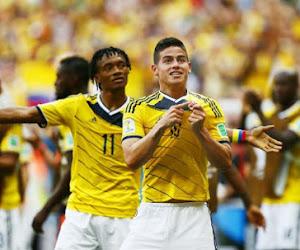 La Colombie rejoint les Pays-Bas et le Chili au deuxième tour