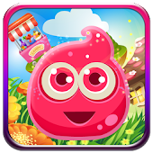 Jelly Bounce Escape Candy Land