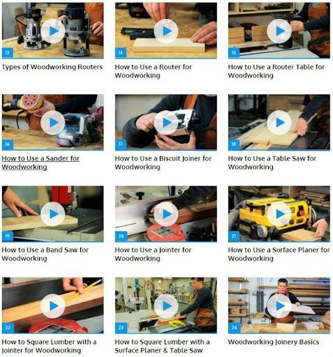 Carpenter (Guide) 1.1 com.Carpenter.Woodworking.Handyman.Tips apkmod.id 2