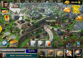 Screenshot of Empire Z