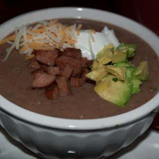 Spicy Mexican Red Bean Soup