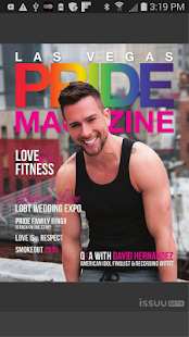 Las Vegas Pride Magazine- screenshot thumbnail