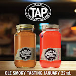 Ole Smokey Distillery Tasting