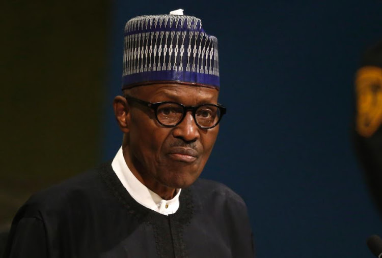 Nigerian President Muhammadu Buhari's visit comes after months of deadly raids by the IS-affiliated Jihadists on military bases which have left scores of troops dead or missing in the volatile northeast.