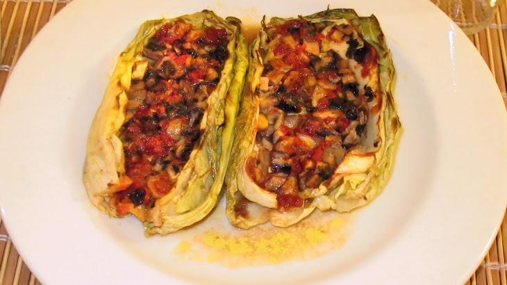 Stuffed Cabbage Recipe