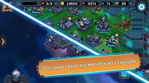 Clash Of Space Hawks screenshot 4