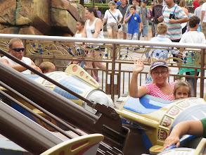 Photo: Disneyland - Rocket Ride