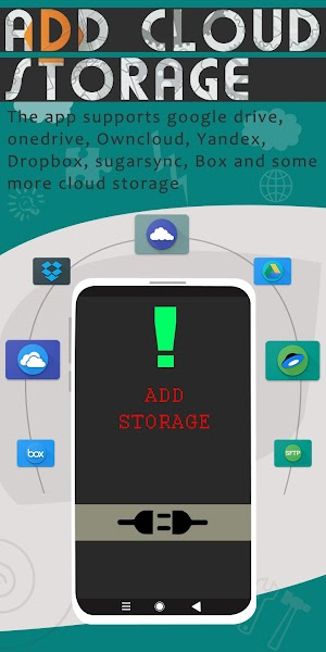 File Manager Premium Screenshot Image