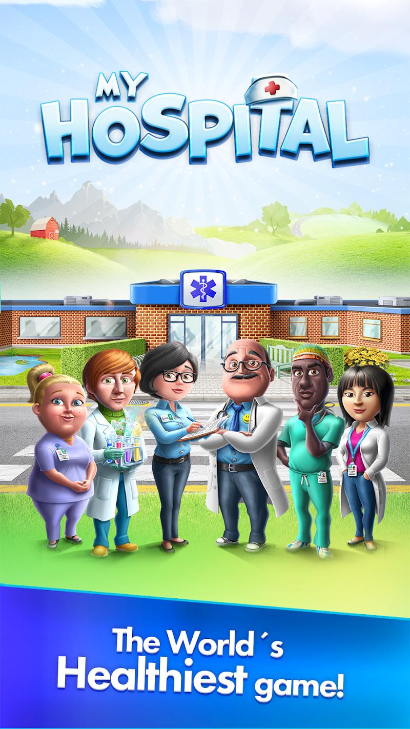 My Hospital: Build. Farm. Heal Screenshot 4