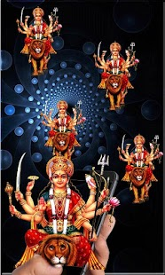 Durga Matha Screen Fall - náhled