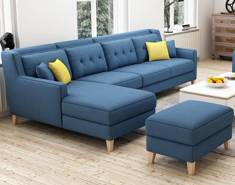 Một bộ sofa được giặt sạch sẽ mang tới cho bạn cảm giác thoải mái