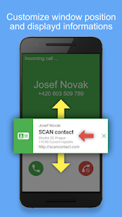 CONTACT details- screenshot thumbnail