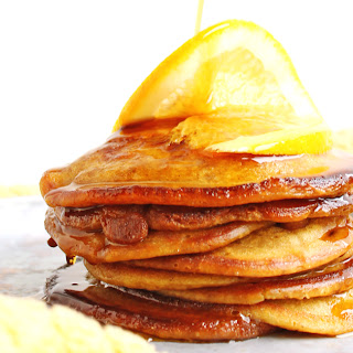 Orange Zest Pancakes Recipes