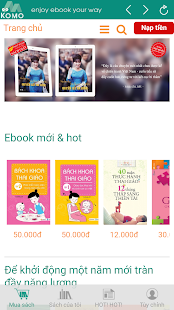 KOMO Ebook- screenshot thumbnail