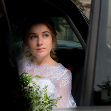 Wedding photographer Zakhar Demyanchuk (SugarRV). Photo of 17.10.2018