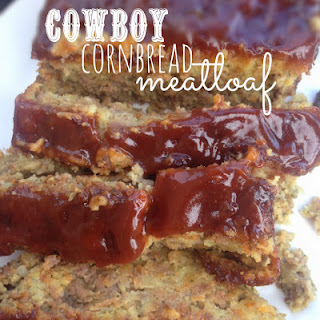 Easy Weeknight Dinners Recipe – Cowboy Cornbread Meatloaf